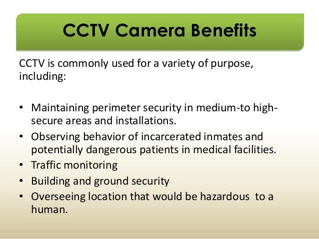 Cctv Camera Presentation