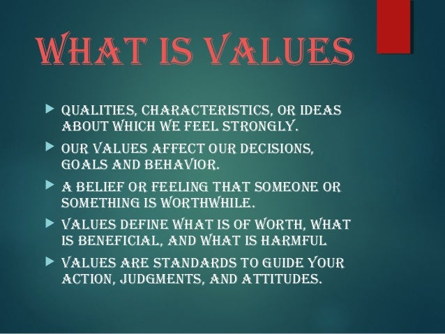 the importance of certain cultural values 1 | page the importance of values in building a high performance culture by richard barrett abstract values stand at the very core of human decision making.