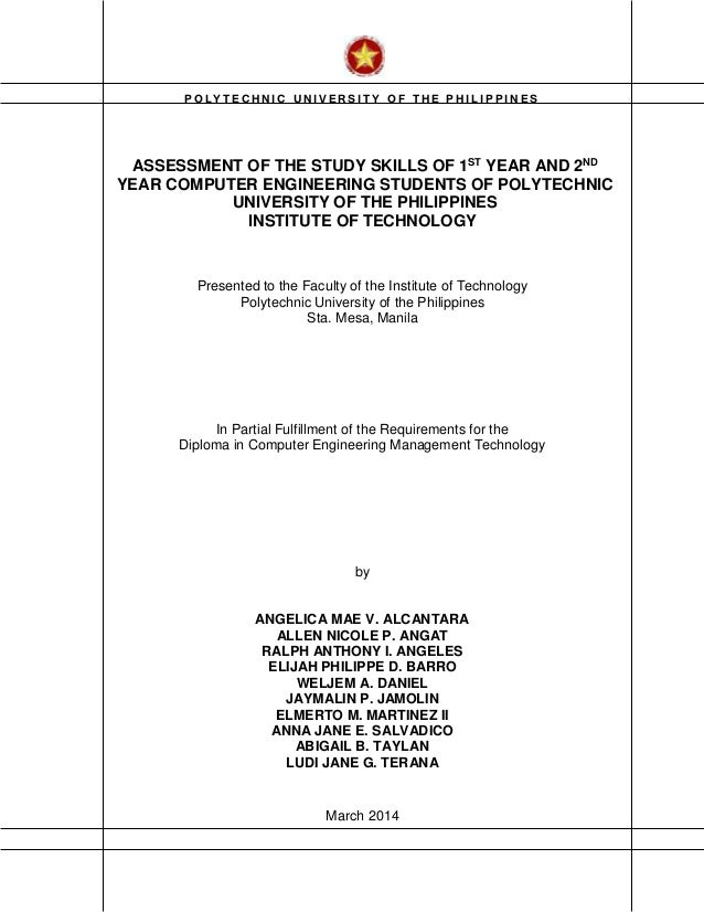 Phd thesis environmental technology and management