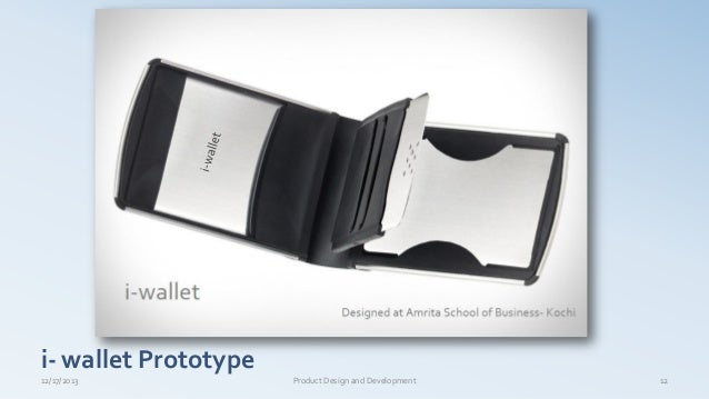 i wallet Idea by Dheeraj ED and Team