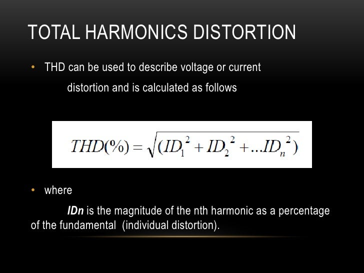 effect of harmonic power fluctuation This investigation discussed thought the effect of harmonic power fluctuation with flicker estimate value the method of field measurement, statistics and simulation is used.