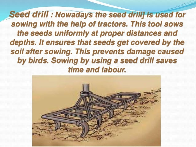 The process of cutting and gathering of crops is called harvesting. For example, for Rabi crops (like wheat)harvesting is ...