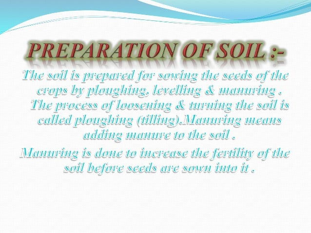  By scattering the seeds in the field by hand (manual sowing ): This method is called Broadcasting. This is used in case ...