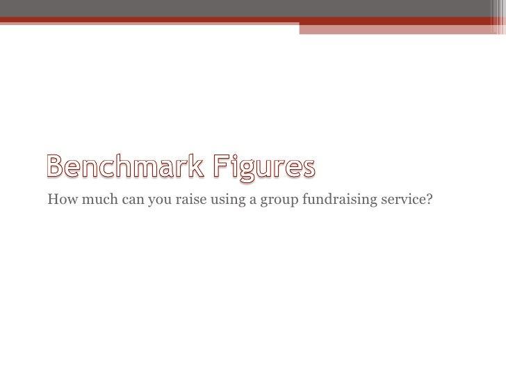 <ul><li>How much can you raise using a group fundraising service? </li></ul>