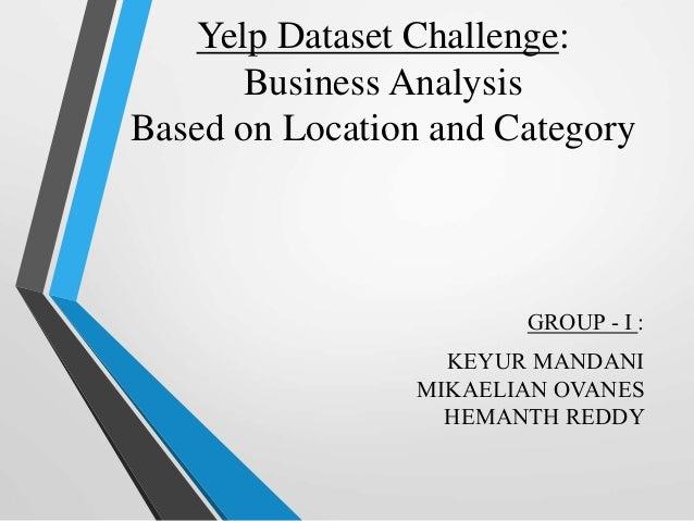 Yelp academic dataset yelp dataset challenge business analysis based on location and category group i keyur malvernweather Image collections