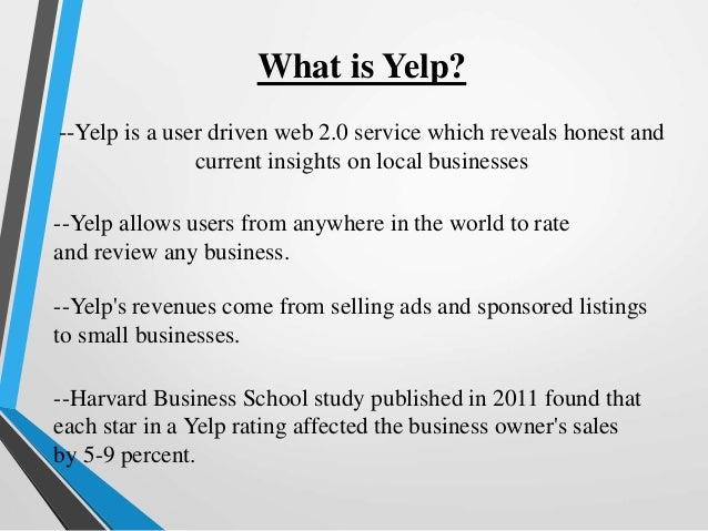Yelp Academic Dataset