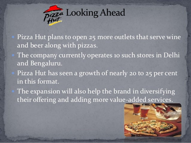 pizza hut study essay Check out our top free essays on pizza hut case study to help you write your own essay.