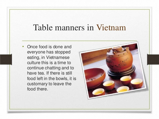 short essay on table manners China and western countries etiquette differences cultural studies essay print reference this  disclaimer:  chinese table manners occupies a very important position in chinese people's lives  choose a topic that both sides have interests to talk about a short greeting can create a mild atmosphere negotiating movements also play a.