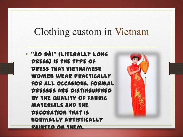 table manner in vietnam 7 clothing custom in vietnam bull other traditional