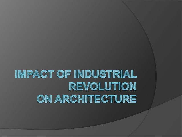 What is Industrial Revolution?