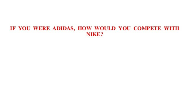 marketing management nike case study Brand: nike operation6453 company: r/ga challenge: generate buzz for a limited edition athletic shoe among an influential but hard-to-reach audience nike's release of a limited edition athletic shoe, the air force-x mid, warranted a marketing campaign as cool as the shoe itself.