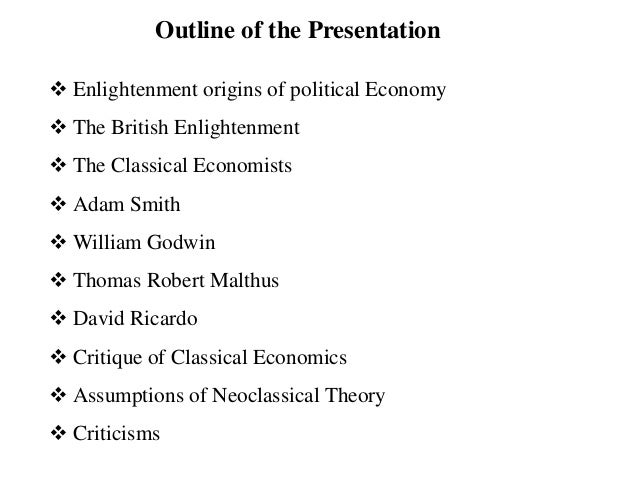 neoclassical economic theory definition
