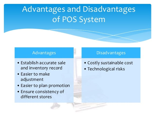 Group 1 Pos System
