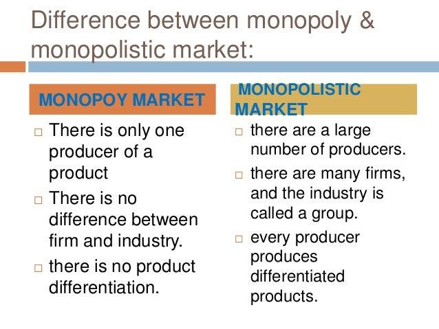 monopolies oligopolies notes set 3