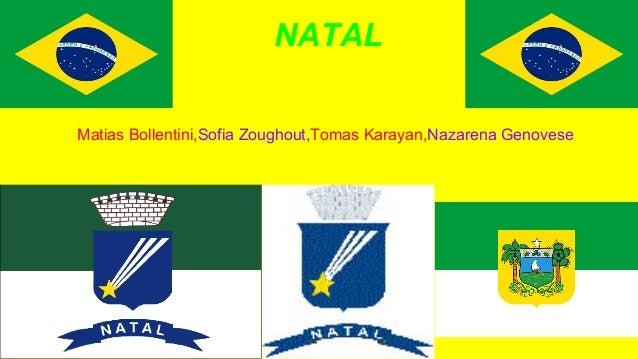 Matias Bollentini,Sofia Zoughout,Tomas Karayan,Nazarena Genovese NATAL