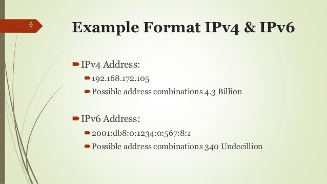ipv4 to ipv6 implementation challenges Dual stack implementation allows ipv4 and ipv6 addresses to exist on the same physical and/or logical interface this implementation is also the easiest to implement in an environment that.