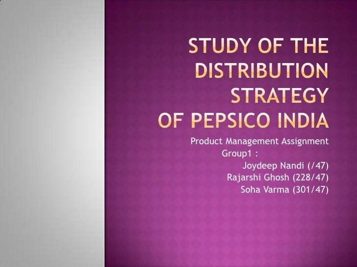 Product Management Assignment       Group1 :           Joydeep Nandi (/47)        Rajarshi Ghosh (228/47)           Soha V...