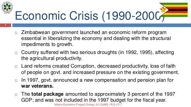 Image result for zimbabwe economic crisis