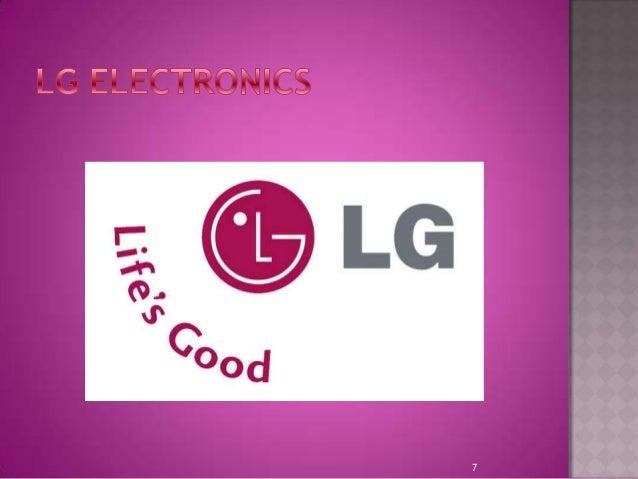 lg product mix