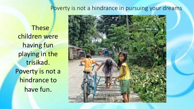 coping with poverty essay Essay on poverty in underdeveloped countries describe various strategies for dealing with massive urban poverty, joblessness, and poor housing.