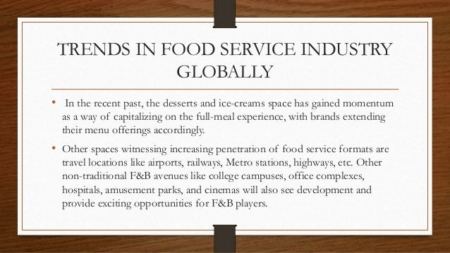 history of food industry in the The fast food industry is dominated by a handful of powerful corporations who are determined to aggressively drive production costs to the minimum.