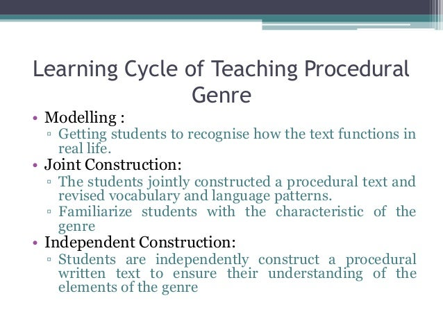 gee teaching writing a genre-based approach
