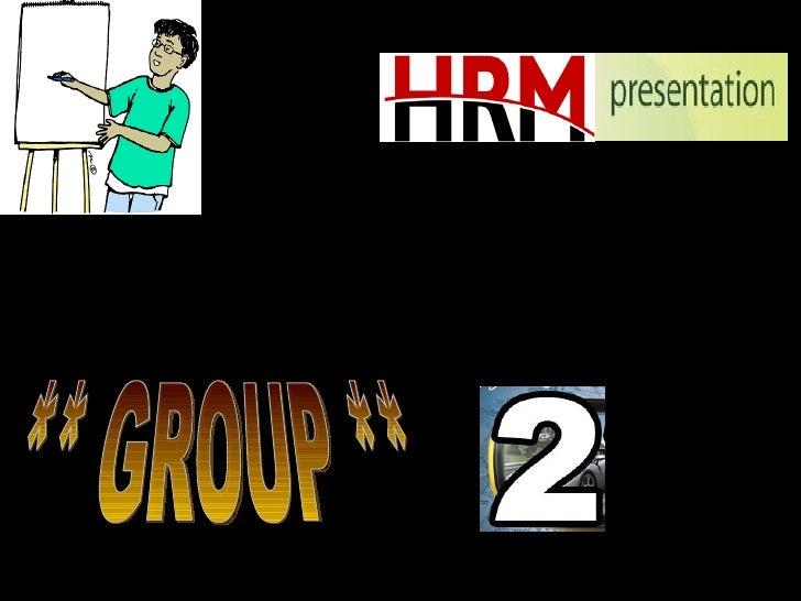 ** GROUP **