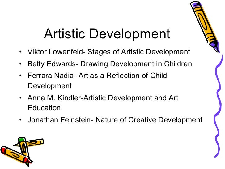 Scribble Stage Of Drawing : Research on artistic development