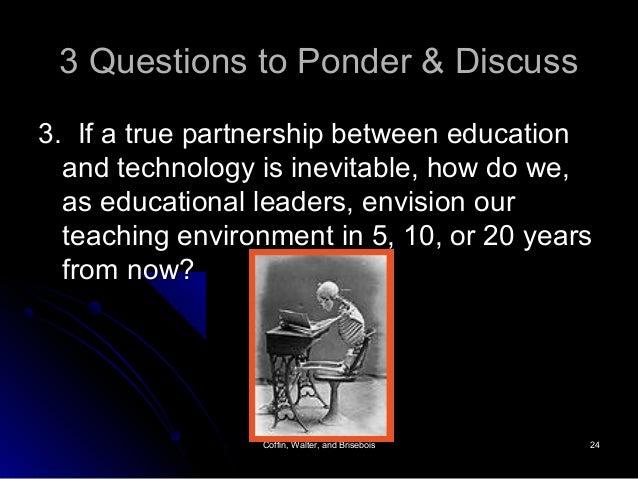 Coffin, Walter, and BriseboisCoffin, Walter, and Brisebois 2424 3 Questions to Ponder & Discuss3 Questions to Ponder & Dis...