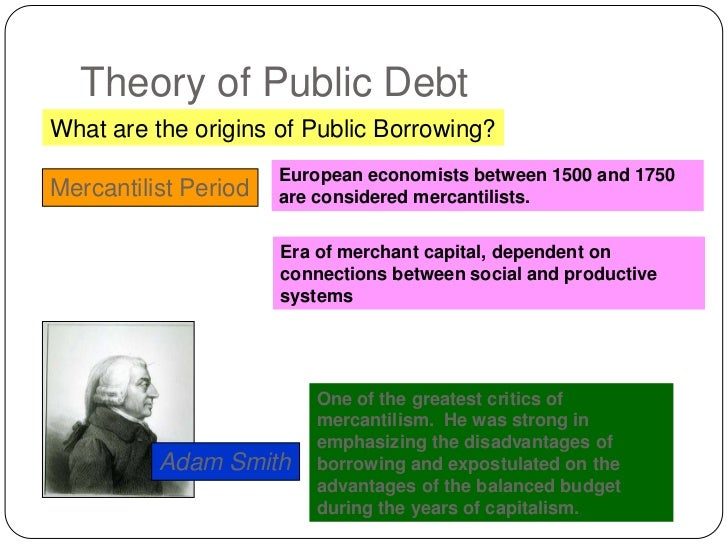 internal and external debt in the External debt, otherwise known as foreign debt, is the component of total debt held by creditors of foreign countries, ie non-residents of the debtor's country how it works (example): to meet the definition of external debt, the debt must be owed by a resident to a non-resident residence is determined not by nationality, but.