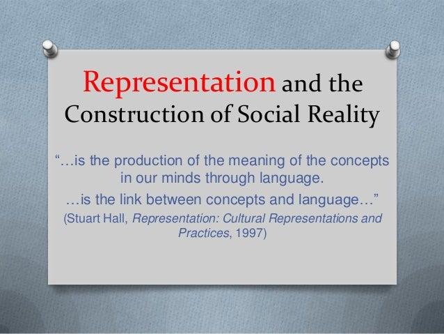 social construction of reality example social media la