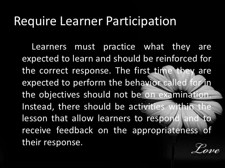 systematic approach to instruction