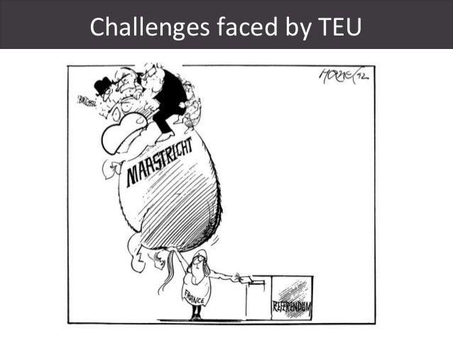 European Union: Single European Act till Maastricht Treaty
