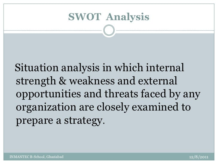 swot marketing and lg Swot analysis of lg - download as word doc (doc / docx), pdf file (pdf), text file (txt) or read online swot analysis of lg  a case study on bmw marketing .