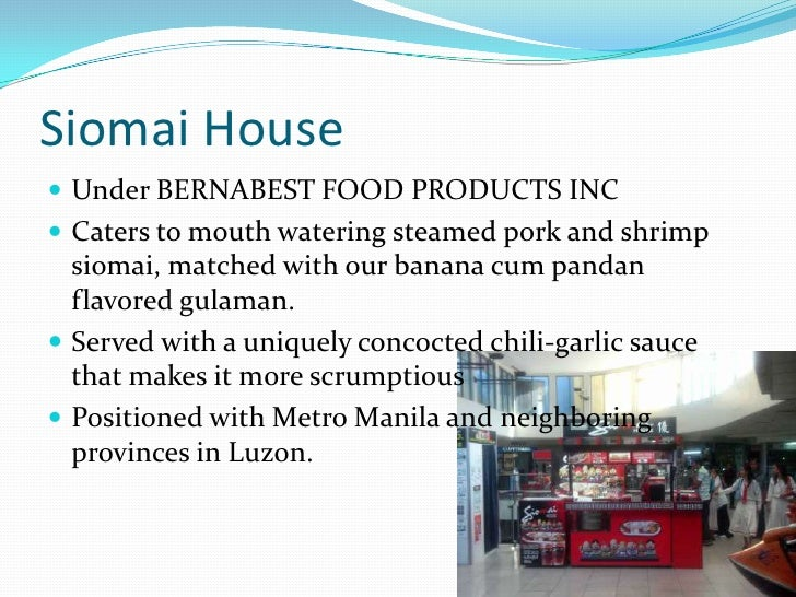 8 Profitable Food Business Ideas in the Philippines 2017
