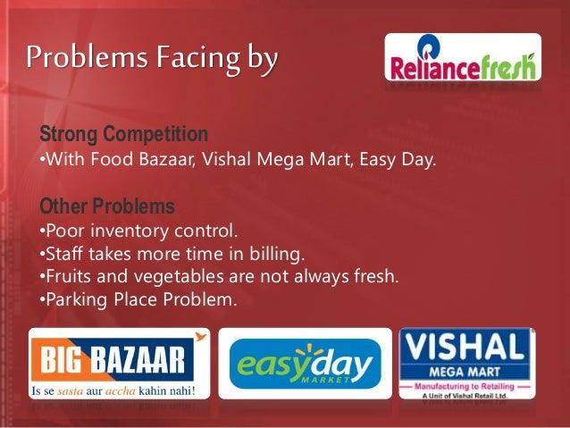 Factors affecting the location of retail store like vishal mega mart