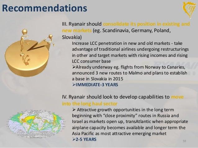 Should ryanair consider introducing long haul flights