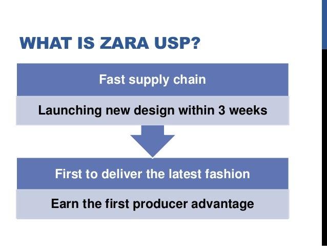 inditex zara case study answers