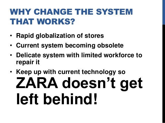 case study summary of zara and Free case study solution & analysis | caseforestcom company introduction zara is an apparel chain owned at operated by the inditex of spain.