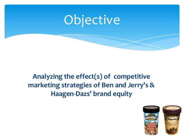 An analysis of the success strategies of ben jerrys icecream company