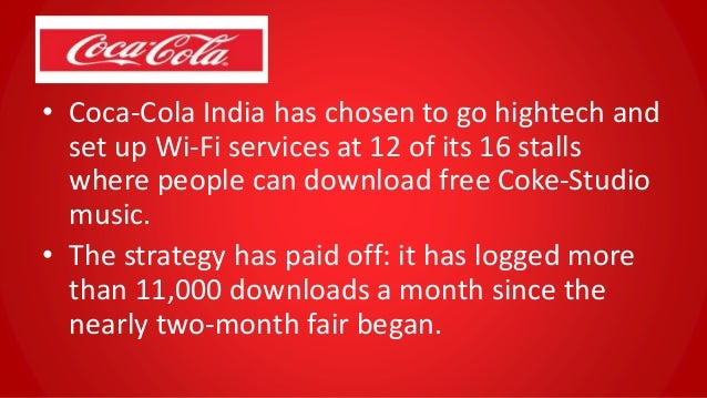 rural marketing coca cola How coca cola did it in india understood from coca-cola india's venture into rural india marketing etc, but the way in which coca-cola adopted its.