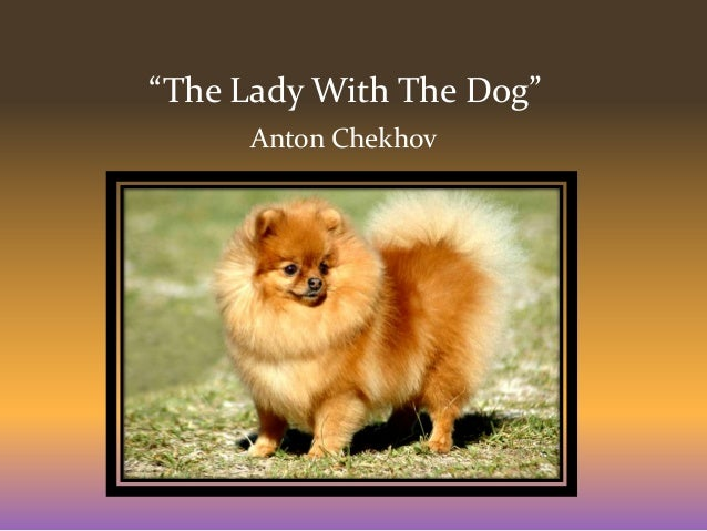 an analysis of the lady with the dog by anton chekhov An introduction to the lady with the pet dog by anton chekhov  character  analysis, themes, and more - everything you need to sharpen your knowledge of .
