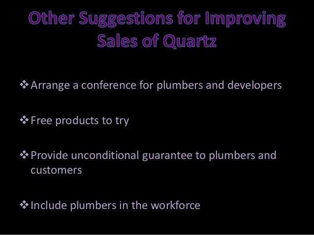 aqualisa quartz case study answers 7 aqualisa quartz • 3 years of research and development  non- users  segment case analysis customer analysis company analysis 54.