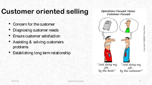 customer oriented Invest in the vital learning sales management training that your company needs to garner qualified sales leads and ultimately boost revenue.