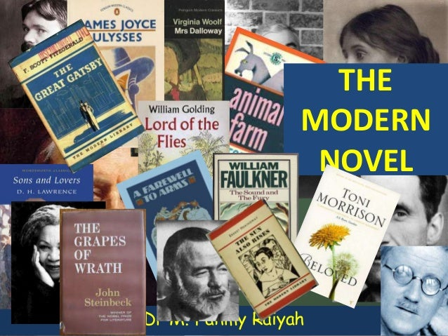 modernism and the modern novel essay Although novel in many ways,  a modern buddhist bible:  contains an excellent introductory essay on buddhist modernism.