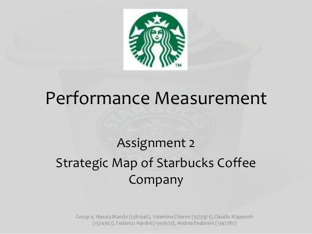 case study assignment part i starbucks Josef mittlemann a case study assignment (part 1) if experience is the best teacher, what better way to learn about the totality of case method instruction than by.
