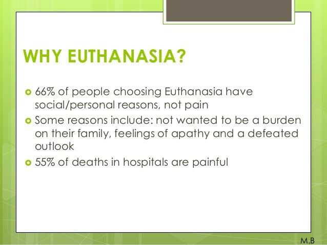 some cons of euthanasia