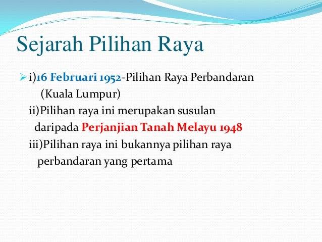 Pilihanraya Di Malaysia