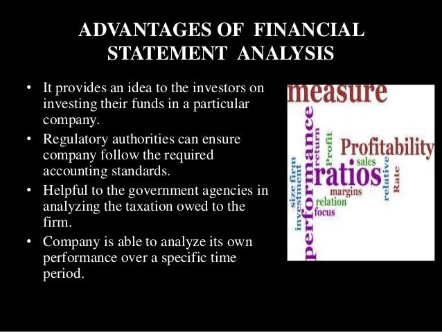 advantages and disadvantages of ratio analysis Advantage and disadvantage of ratio analysis ratio analysis ratio analysis is one of the techniques of financial analysis where ratios are used as a yardstick for.