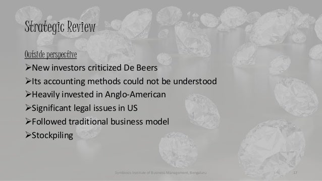 de beers case study Case study de beers: a monopoly is not forever case study overview case discussion questions 1 more about corona beer case study essay corona beer.